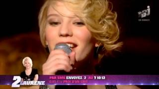 Star Academy - Laurène - Listen To You Heart - (live)