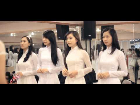 Miss Áo Dài Nữ Sinh Việt Nam | Catwalk Training | REDFILMS