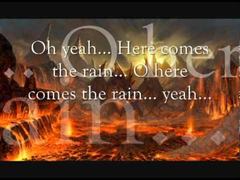 Queensrÿche - When the Rain Comes (lyrics on screen)