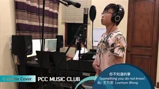 Leehom Wang -something you do not know cover by C.Charlie