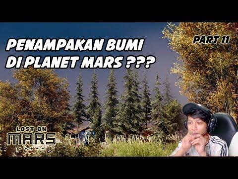 LOST ON MARS #11 | CURHATAN MAS ASTRONOT YG KESEPIAN DI MARS