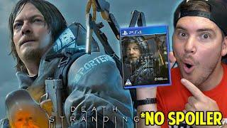 DEATH STRANDING: RECENSIONE (NO Spoiler) - UN CAPOLAVORO!!! -- Death Stranding Gameplay ITA