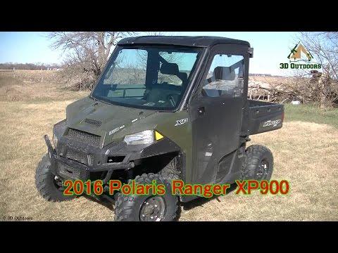 2016 Polaris Ranger XP900