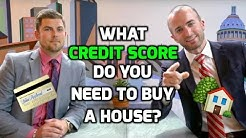 What Credit Score is Needed to Buy a House? | This is the MINIMUM Credit Score Needed to Buy a Home!