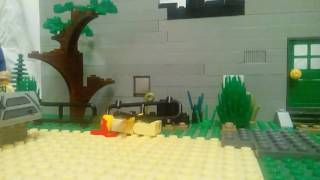 Лего война в Африке