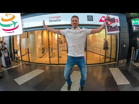 SWISS neue Lounge in Zürich und CS100 Business Class | Globa