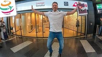 SWISS neue Lounge in Zürich und CS100 Business Class | YourTravel.TV