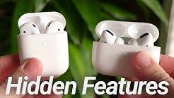 AirPods Hidden Features! 10 Apple Secrets