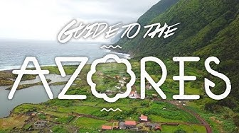 TOP 10 THINGS TO DO in the AZORES ISLANDS, PORTUGAL !  (Watch Before You Go)