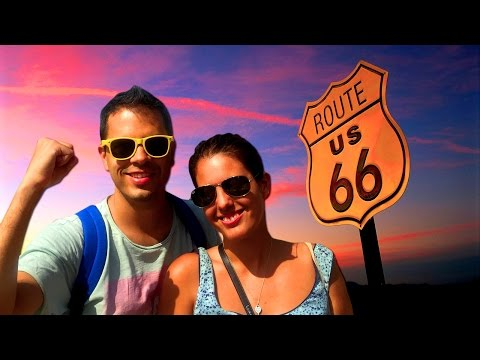 AWESOME ROUTE 66 |  20-day USA Road Trip