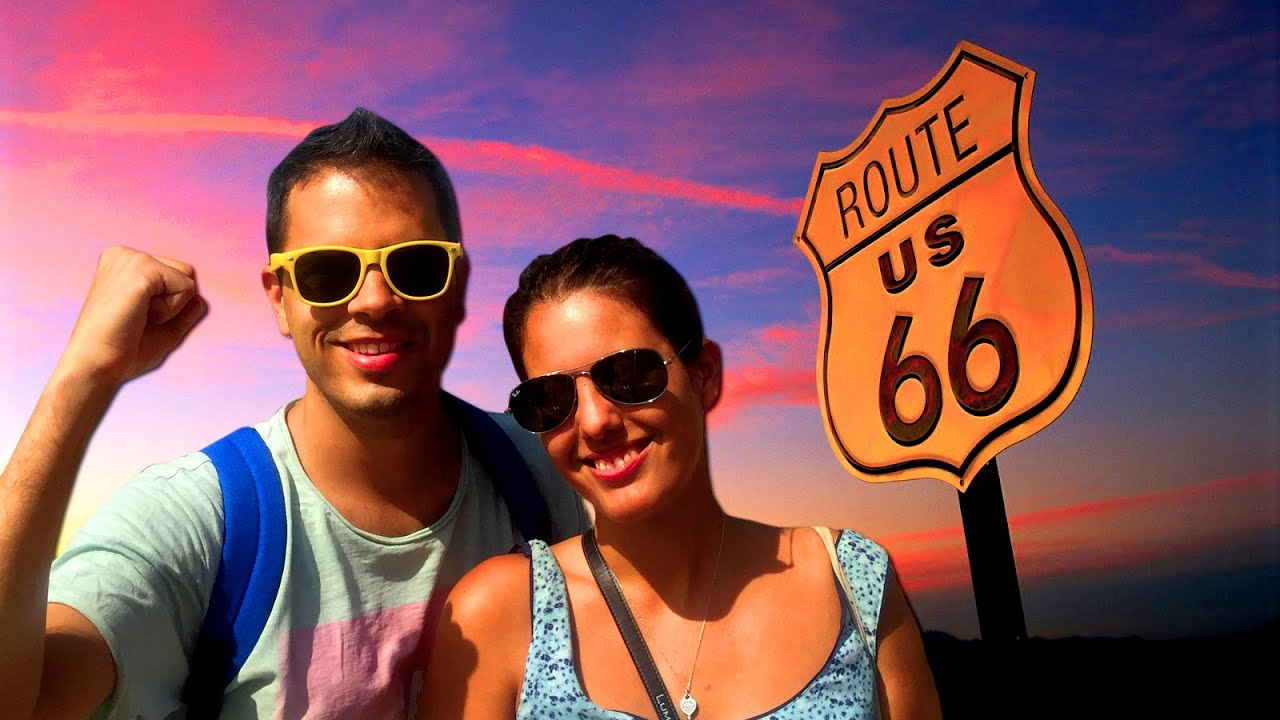 AWESOME ROUTE Day USA Road Trip YouTube - Route 66 youtube