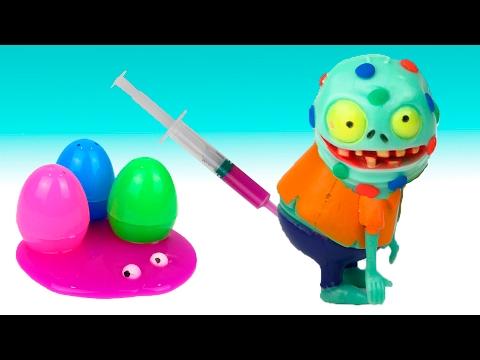 Plants vs Zombies Garden Warfare 2 PvZ 2 animated cartoon Toys PlayCLayTV PvZ 2 GW2 Aliexpress toy