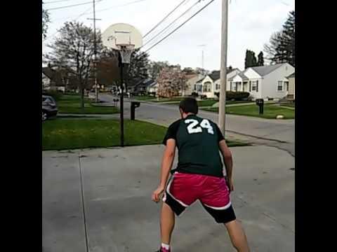Pj Brown Freshman Basketball