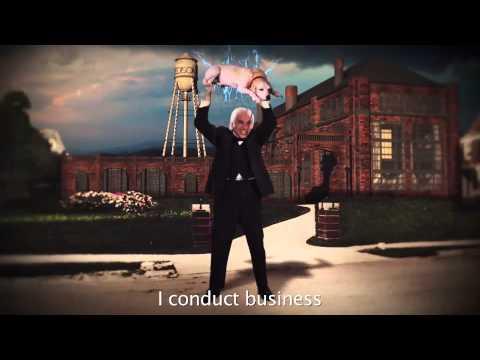 ERB Karaoke: Thomas Edison vs. Nikola Tesla
