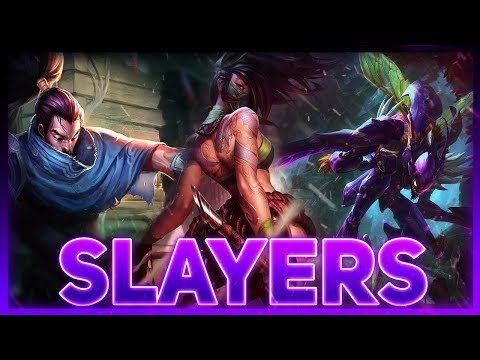 Slayers: The Class With ZERO Counterplay? | League of Legends