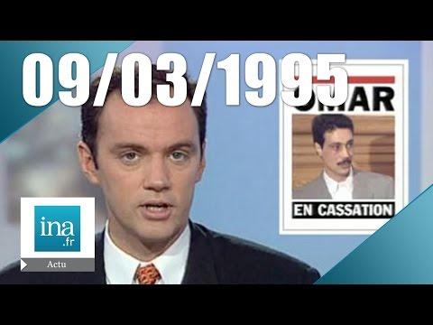 20h France 2 du 9 mars 1995 - Omar Raddad reste en prison | Archive INA