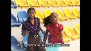 African Children, Dance Around