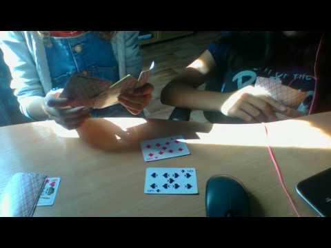 →Играем в карты. ♀Дурак♀☺