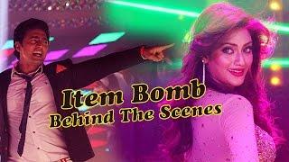 Item Bomb | Behind the Scenes | Kelor Kirti | 2016