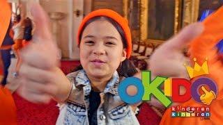 Kinderen voor Kinderen - Okido (Officiële Koningsspelen videoclip)