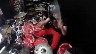 Red Hot Chili Peppers - Drum Cover - Dani California