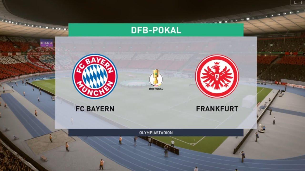 Bayern Munich vs Eintracht Frankfurt-Highlights-(10/06 ...