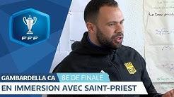 Coupe Gambardella, 8es de finale : En immersion avec Saint-Priest I FFF 2018-2019