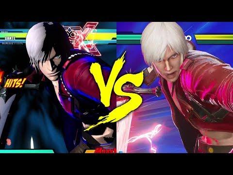 MVC3 vs MVCI - Dante