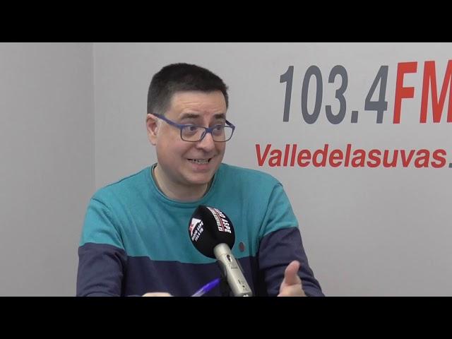 """Antonio puerto: """" Ya tenemos el nuevo proyecto del Doctor Calatayud #Aspe 2019"""