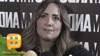 ¡SE DEFIENDE! Andrea Legarreta no pasará por alto el ataque de Alfredo Adame. | Ventaneando