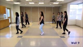 Sunshine Day - Line Dance (Dance & Teach)