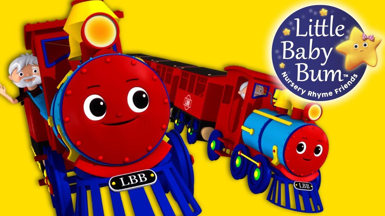 Train Song Nursery Rhymes Original Song By