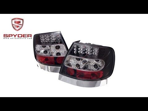 spyder---audi-a4-96-01-led-tail-lights---black