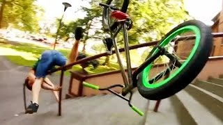 BMX CRASHES | Thursday with The Come Up | Ep 1