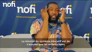 Dr. Umar Johnson - Black people, you really need to WAKE UP...WAKE UP...WAKE UP!