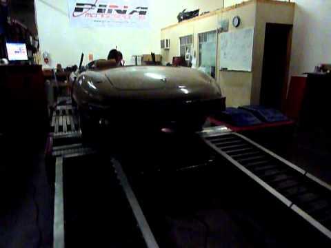 Jaguar V12 Megasquirt dyno