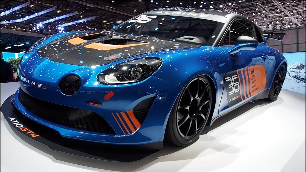 the all new alpine a110 gt4 2018 in detail review walk around interior and exterior youtube. Black Bedroom Furniture Sets. Home Design Ideas