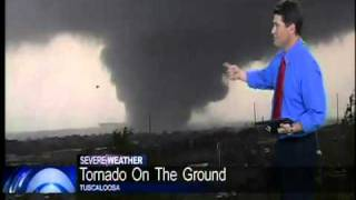 Tornado in Tuscaloosa, Alabama thumbnail