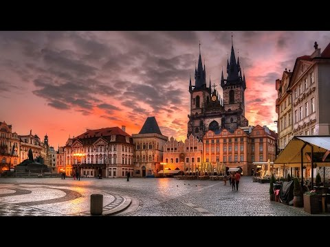 Prague, Czech Republic Travel Guide 2017 - Top 10 Things To Do