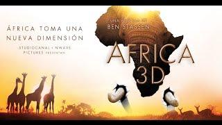 AFRICA 3D - Tráiler oficial de la película