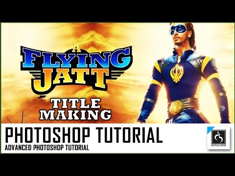 A Flying Jatt (Hindi) - Title Making -...