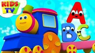 Learning Alphabets | Bob The Train | Kindergarten Learning Videos For Children By Kids Tv
