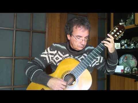 Hava Nagila (Classical Guitar Arrangement by Giuseppe Torrisi)