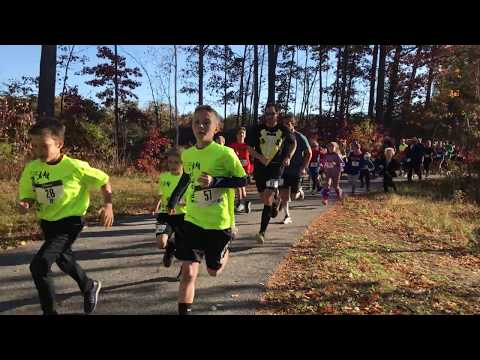 Sprinters Get Spooky and Raise Scholarship Funds