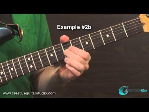 GUITAR TECHNIQUE: Combination Bend Techniques