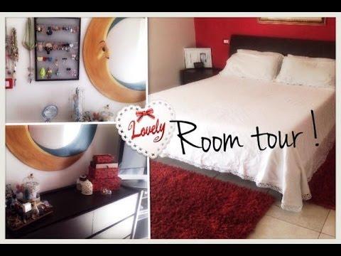 la mia stanza da letto ( e organizzazione bijoux e borse) - youtube - La Mia Camera Da Letto