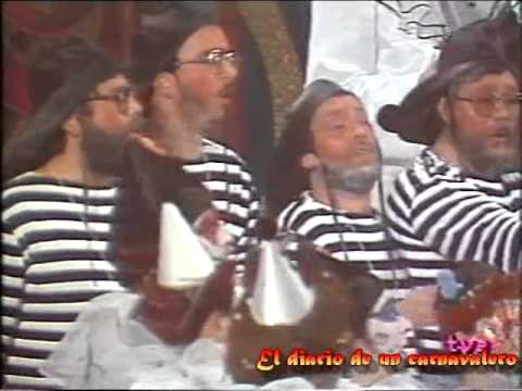 FINAL Completa del Carnaval de Cádiz 1986 from YouTube · Duration:  4 hours 32 minutes 3 seconds