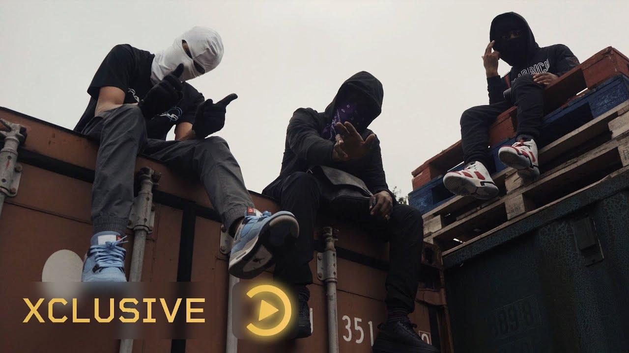 Download #SinSquad Bully B X Stewie X LR - Hello (Music Video) Prod By HV & T-4our   Pressplay