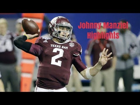 Johnny Manziel Highlights ll The Comeback ll