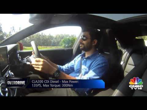 2015 Mercedes-Benz CLA sedan India review